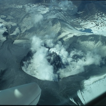 Ruapehu (New Zealand) picture by T. Hurst